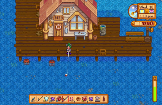 Stardew Valley Red Snapper