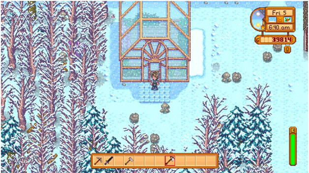 Greenhouse: Stardew Valley