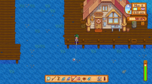when to fish for walleye stardew valley